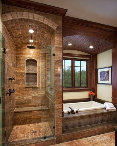 Shower ideas bathroom