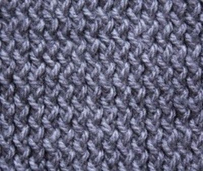 Zig Zag Stitch Knitting Loom : LOOM KNITTING STOCKINETTE STITCH Free Knitting Projects
