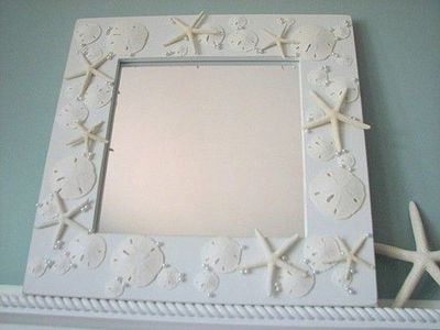Perfect Here Is The Mirror In Original Condition Very Pretty As Is