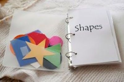 graphic relating to Shape Books Printable named condition e book printable / Preschool merchandise - Juxtapost