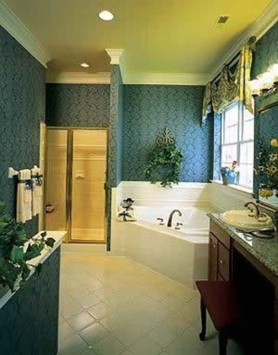Teal bathroom bath ideas juxtapost for Bathroom ideas teal