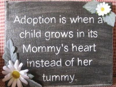 gallery for adoption quotes
