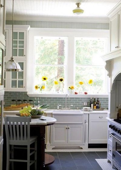 Cute country kitchen for my kitchen juxtapost for Cute country kitchen ideas
