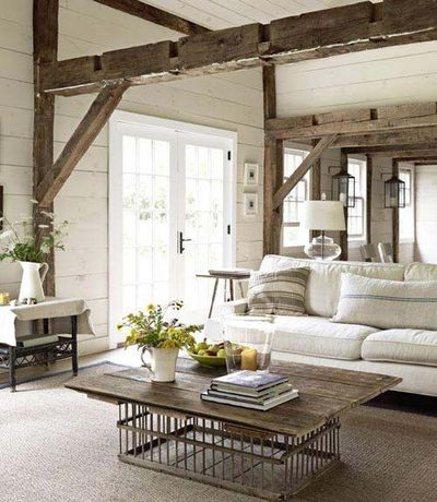 Cathy Kincaid French Country Design furthermore Farmhouse Sink moreover Index4 likewise Industrial style living room 40beams   table   cage fixtures41 besides Stone Fireplace Designs Pictures. on luxury mediterranean interior design living room