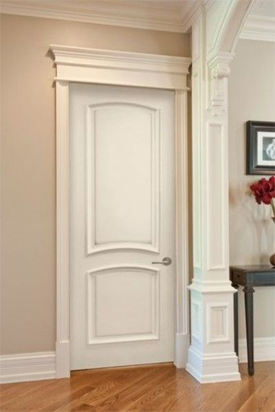 Door trim ideas for my kitchen juxtapost for Door moulding