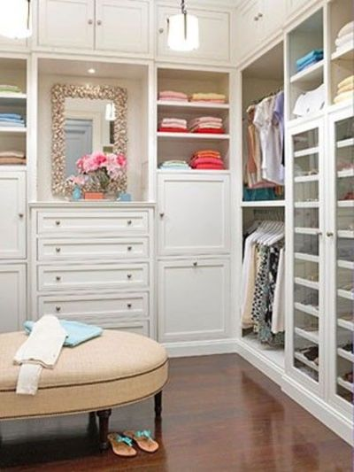 Awesome Cute Closet! #closets