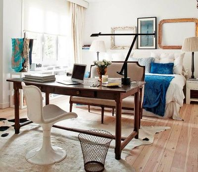 Surprising Bedroom Office Combo Rooms Largest Home Design Picture Inspirations Pitcheantrous
