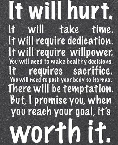 Work out inspiration. / inspiring quotes and sayings ...