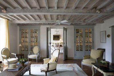 White Washed Beams For The Home Juxtapost