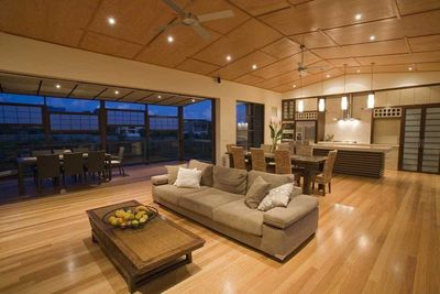 Hardwood floors will give your home a sophisticated look that will lure in potential buyers when you decide to sell your house.Hardwood floors will give your home a sophisticated look that will lure in potential buyers when you decide to sell your house.