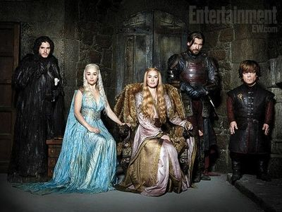 Season 2! Game of Thrones