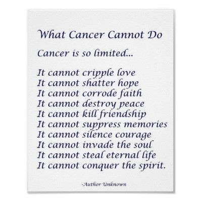 Another What Cancer Cannot Do Inspiring Quotes And