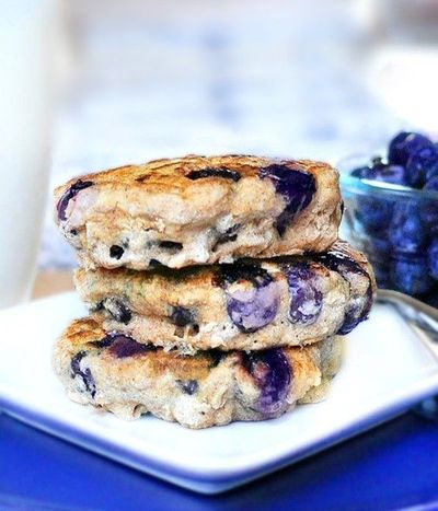 Blueberry Pie Pancakes: there are over 200 positive reviews on the post, from people who have made the recipe and loved these super-ginormous pancakes. They are a must-try!
