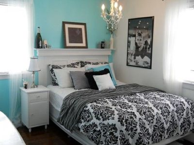 Tiffany & Co inspired room...we are redoing our bedroom ... / For ...