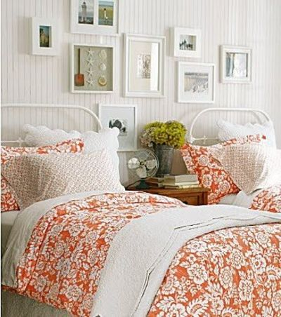 "Bedroom ""Sleeping Porch"" Makeover To create the feel of a sleeping porch in your bedroom, consider some of these touches that are easy to add: �€� Because porches were often added to the back of a home (sometimes the side), one or tw..."