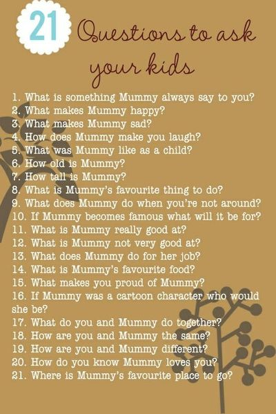 Best questions to ask in 21 questions