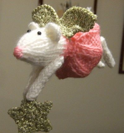 Alan Dart Free Knitting Patterns : Furry Fairies by Alan Dart (Free pattern) - know som... / Knits and stitch - ...