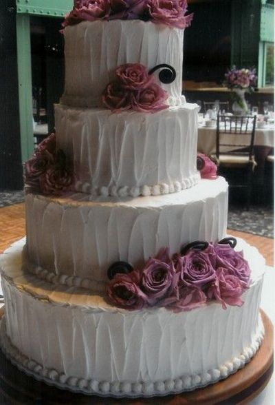 Cake Decor Without Icing : Cake without fondant / wedding cakes - Juxtapost