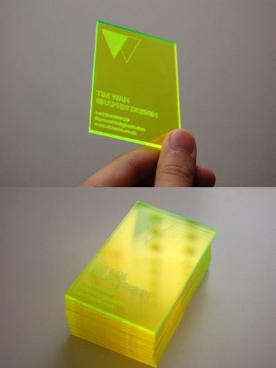 Laser cut and engraved acrylic business cards neat gizmos juxtapost laser cut and engraved acrylic business cards colourmoves