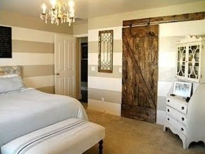 Grand Design Co Sliding Farmhouse Closet Door For The