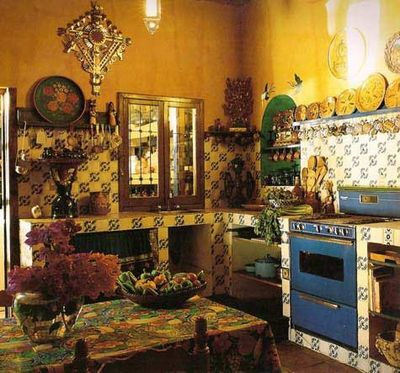 I love Mexican Kitchen's so traditional and warm. I love ...