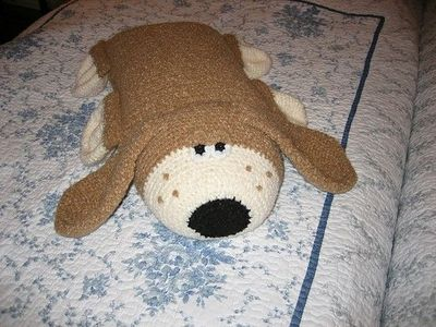 Hound Dog Pillow Pattern Free Crochet Ideas And Tips Juxtapost