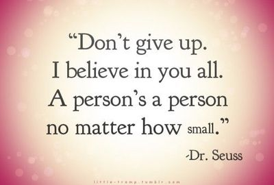 i believe in you quotes and sayings - photo #10