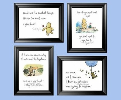 winnie the pooh quotes!