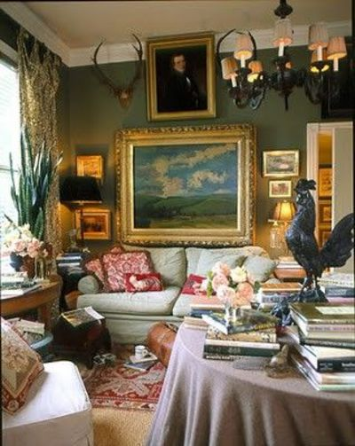 P allen smith 39 s arkansas house for the home juxtapost for P allen smith living room