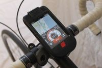 Bicycling performance on your iPhone.