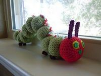 The Very Hungry Caterpillar - free pattern