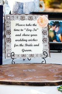 Alternative Wedding Sites on Posts Similar To  Wedding Guest Book Unique Alternative    Stones