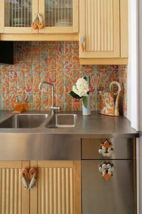 like the backsplash