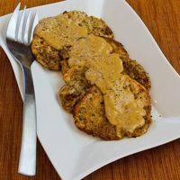 Turkey Cutlets with Dijon Sauce Recipe