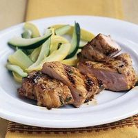 Adobo Pork Chops 189 calories per serving