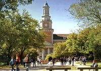 Oh, how I miss you, UNT. I learned so much more than just my major....