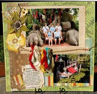 A Project by sstringfellow from our Scrapbooking Gallery originally submitted 11/15/08 at 02:58 PM