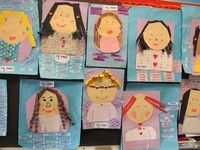 Mother's Day Craft. Adorable!