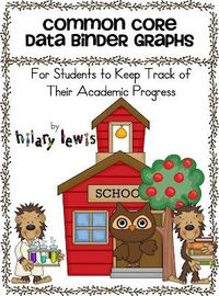 Do you use Data Binders? Might be a good idea with the new Common Core!