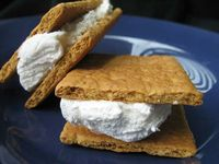 cool whip 'ice cream' sandwiches