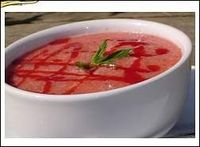 Watermelon Soup - Disney Cruise Line