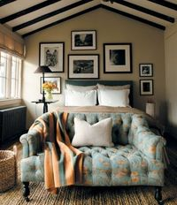 Cozy Bedroom by Cheryl Tague