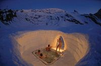 Iglu-Dorf [Igloo Hotel Resort]