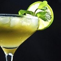 lots of mixed drink recipes on this site!