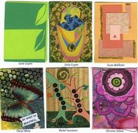 Artist trading cards. Every child is an artist.