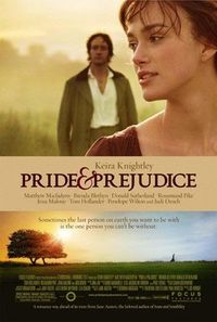 pride and prejudice, movie