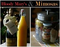 Cute Gifts: Bloody Mary or Mimosas