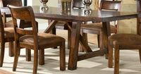 "Rectangular Trestle Table (9440-222)	40'' x 72''-85""-98"" x 30'"