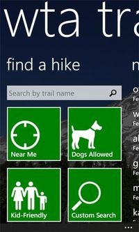 our first smartphone app - for windows phone. FREE