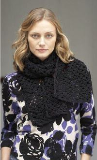 Evening Lace Scarf